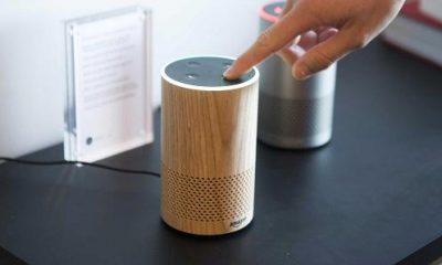 Amazon echo 400x240 - Amazon Echo là gì?