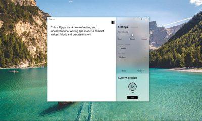 Dysprose 400x240 - Dysprose: Luyện viết văn, đánh máy trên Windows 10