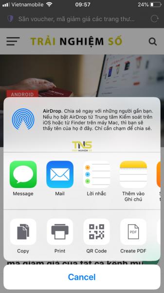 Alook Browser: Trình duyệt thay thế Safari trên iOS 12