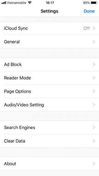 Alook Browser: Trình duyệt thay thế Safari trên iOS 18