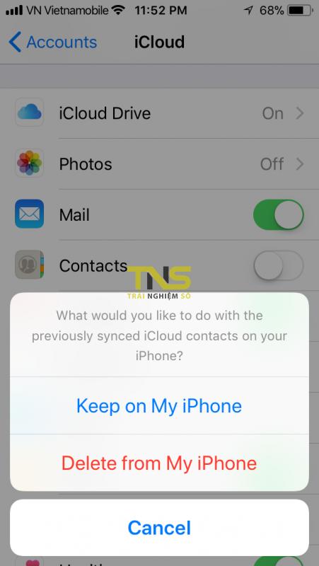 IMG 0759 451x800 - Cách xoá nhanh toàn bộ danh bạ iPhone
