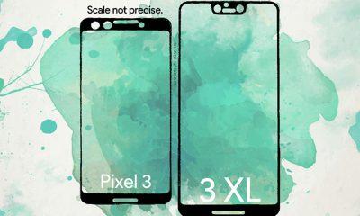 Pixel 3 XL 400x240 - Pixel 3 XL lộ màn hình, tính năng ấn tượng
