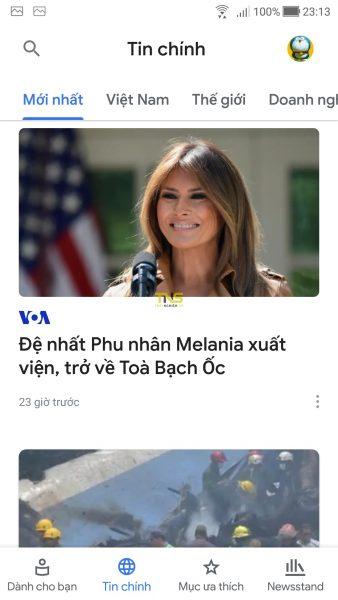Trải nghiệm Google Tin tức mới 6