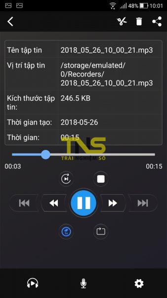 Screenshot 20180526 100106 338x600 - Tải ngay ứng dụng ghi âm Voice Recorder Pro đang miễn phí trên Android