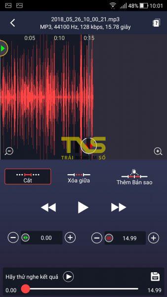 Screenshot 20180526 100147 338x600 - Tải ngay ứng dụng ghi âm Voice Recorder Pro đang miễn phí trên Android