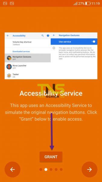 Screenshot 20180529 111919 338x600 - Mang thanh điều hướng iPhone X lên Android