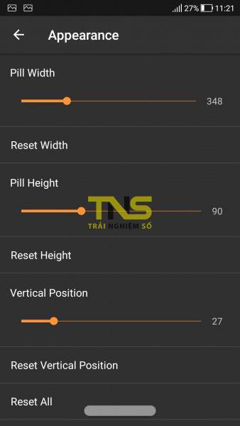 Screenshot 20180529 112133 338x600 - Mang thanh điều hướng iPhone X lên Android