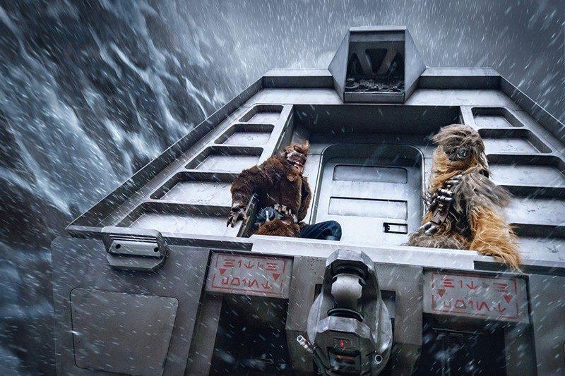 Solo A Star Wars Story 2 800x533 - Đánh giá phim Solo: Star Wars Ngoại Truyện