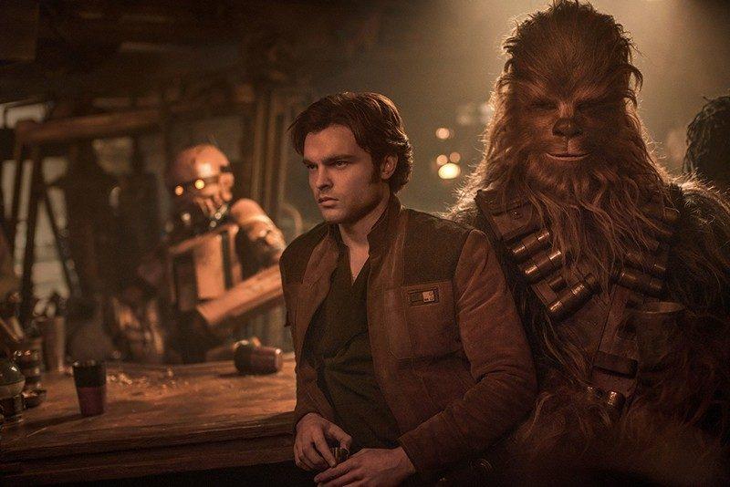 Solo A Star Wars Story 5 800x534 - Đánh giá phim Solo: Star Wars Ngoại Truyện