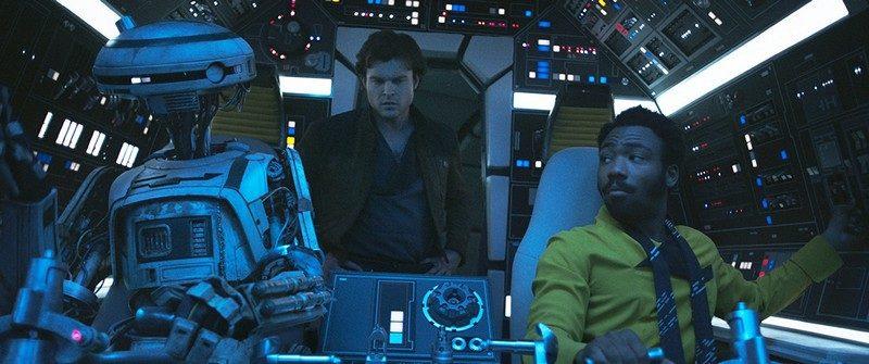 Solo A Star Wars Story 6 800x335 - Đánh giá phim Solo: Star Wars Ngoại Truyện