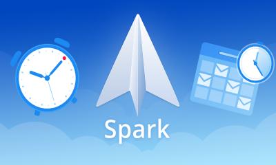 Spark 400x240 - Trải nghiệm Spark, ứng dụng quản lý email thông minh và tuyệt vời