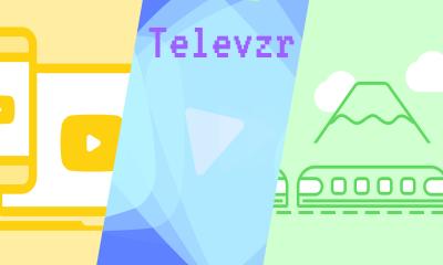 Televzr 400x240 - Cách duyệt, xem, lưu video trên máy tính từ iOS, Android