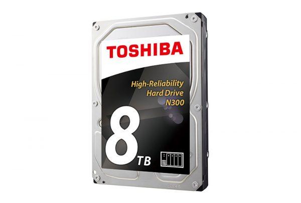 Toshiba N300 8TB 600x404 - Toshiba tung 6 dòng ổ cứng gắn trong có dung lượng và tốc độ cao