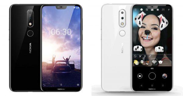 """X6 600x315 - Nokia X6 """"tai thỏ"""", lên kệ ngày 21/5 với giá từ 4,6 triệu đồng"""