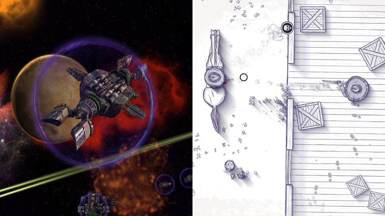 AI War: Fleet Command and 12 is Better Than 6 giving away Humble Store