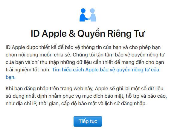 apple privacy download 2 - Cách xoá tài khoản iCloud hay AppleID vĩnh viễn