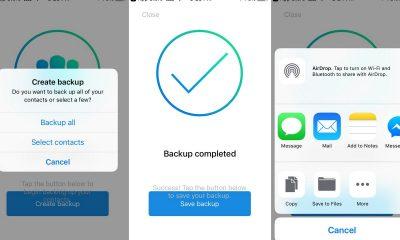 contact backup featured 400x240 - Cách sao lưu danh bạ iPhone