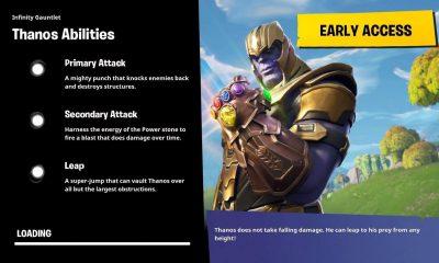 Cách lấy Infinity Gauntlet game Fortnite