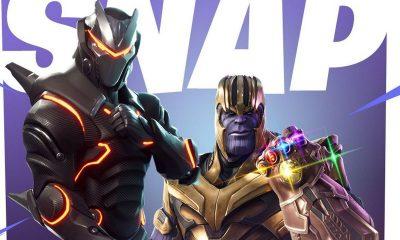 Fortnite Thanos Avengers: Infinity War