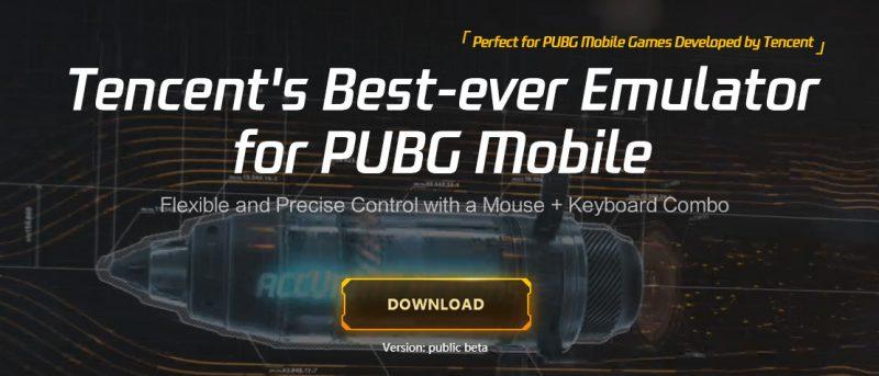 """Bất ngờ xuất hiện giả lập PUBG Mobile trên PC """"chính chủ"""" Tencent 1"""