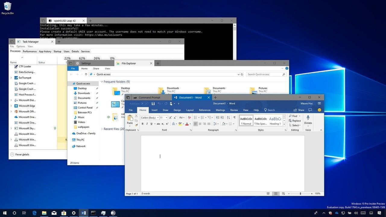 hdsd Sets - Hướng dẫn sử dụng tính năng Sets trên Windows 10 Redstone 5