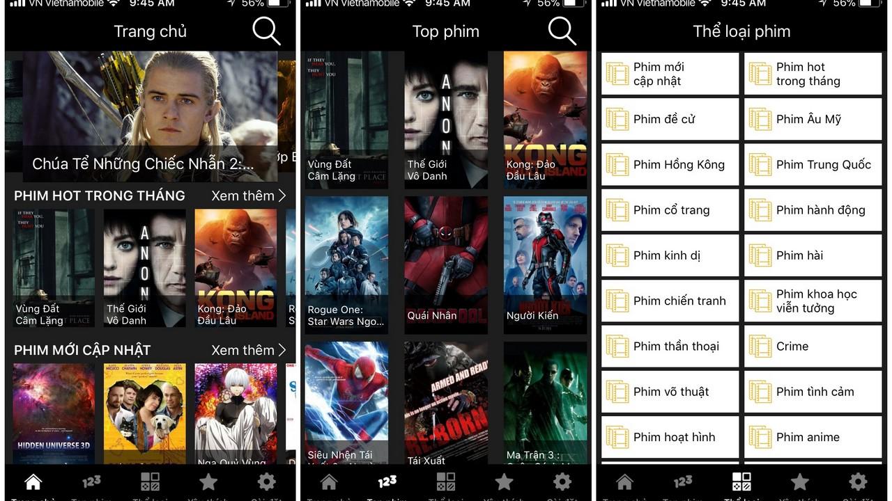 Phần mềm xem phim