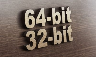 ios 32 64 bit featured 400x240 - Cách kiểm tra máy iPhone hay iPad là 32-bit hay 64-bit?