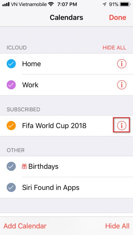 lich world cup 2018 iphone 5 451x800 - Cách thêm lịch thi đấu World Cup 2018 vào iPhone