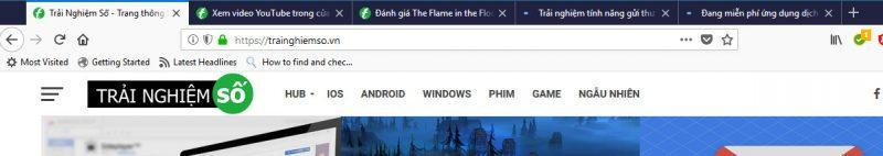 mo tab ben phai 1 800x142 - Cách luôn mở tab mới ngay bên phải tab hiện tại trên Firefox