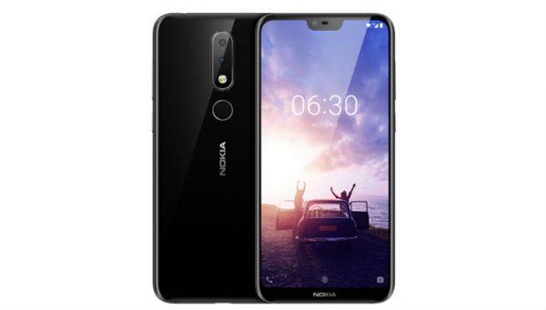 """nokia x6 china launch jd mall 600x341 - Nokia X6 """"tai thỏ"""", lên kệ ngày 21/5 với giá từ 4,6 triệu đồng"""
