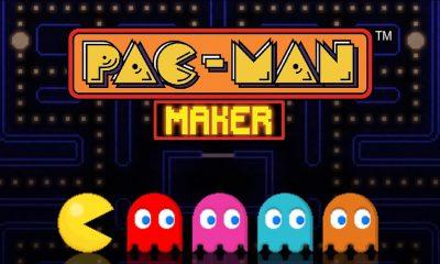 """pacman maker featured 400x240 - Tự xây mê cung với tựa game """"tuổi thơ"""" PAC-MAN"""