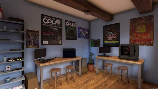 PC Building Simulator screenshot