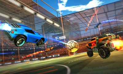 rocket league featured 400x240 - Mua game siêu rẻ: Humble Hooked on Multiplayer 2018 Bundle