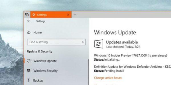 sets 0 600x300 - Hướng dẫn sử dụng tính năng Sets trên Windows 10 Redstone 5