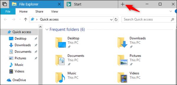 sets 1 600x287 - Hướng dẫn sử dụng tính năng Sets trên Windows 10 Redstone 5