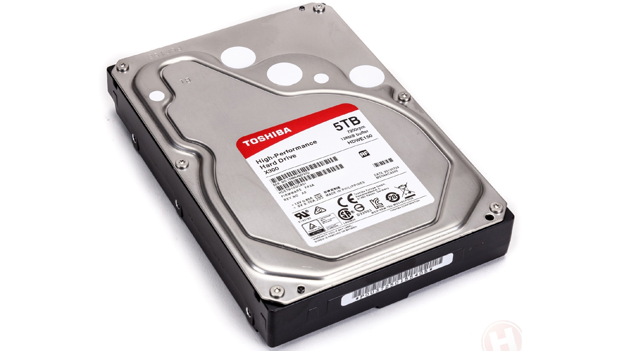 toshiba x300 5tb - Toshiba tung 6 dòng ổ cứng gắn trong có dung lượng và tốc độ cao
