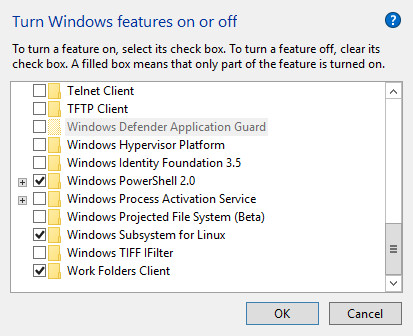 ubuntu windows 10 - Ubuntu 18.04 chính thức có mặt trên... Windows 10