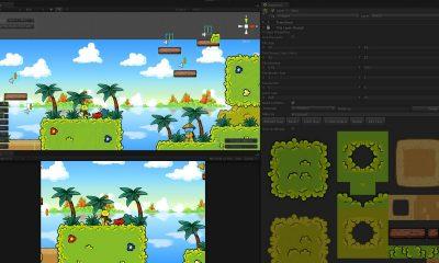 unity 2d featured 400x240 - Đang miễn phí tài liệu học làm game 2D trị giá 199USD
