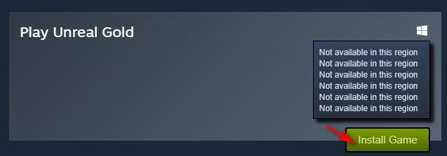 Đang miễn phí tựa game Unreal Gold trên Steam và GOG, giá gốc 120.000đ 1