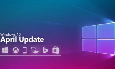 Windows 10 April Update Windows Update manual