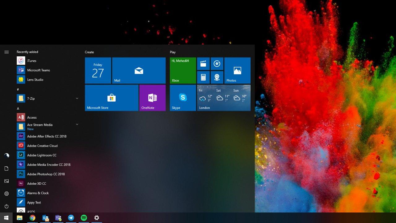 windows 10 april update featured - Cách thay đổi font chữ hệ thống Windows 10