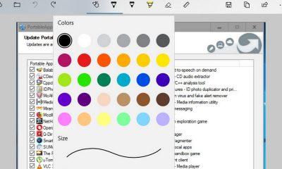 Chụp màn hình máy tính bằng Screen Snip và Screen Sketch