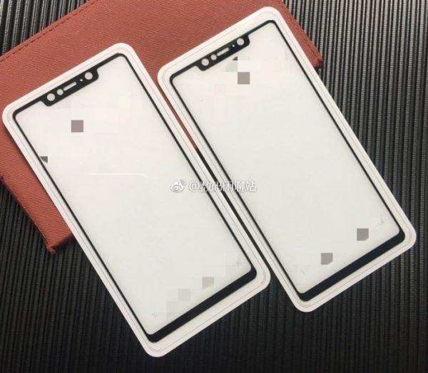 Rò rỉ panel màn hình Xiaomi Mi 7, có thiết kế notch 2