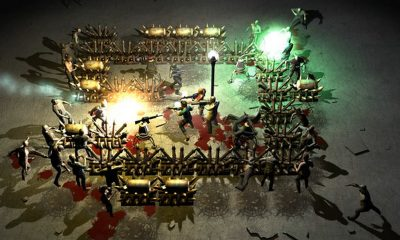 yet another zombie featured 400x240 - Đang miễn phí tựa game Yet Another Zombie Defense trên Steam