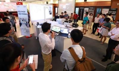 180615 Canon Projector 15 400x240 - Canon giới thiệu loạt giải pháp máy chiếu cho gia đình và doanh nghiệp Việt