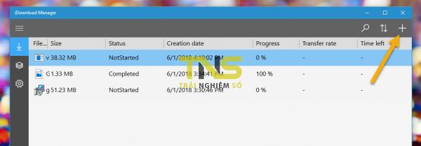 iDownload Manager: Trình tăng tốc download miễn phí và nhanh như IDM 1