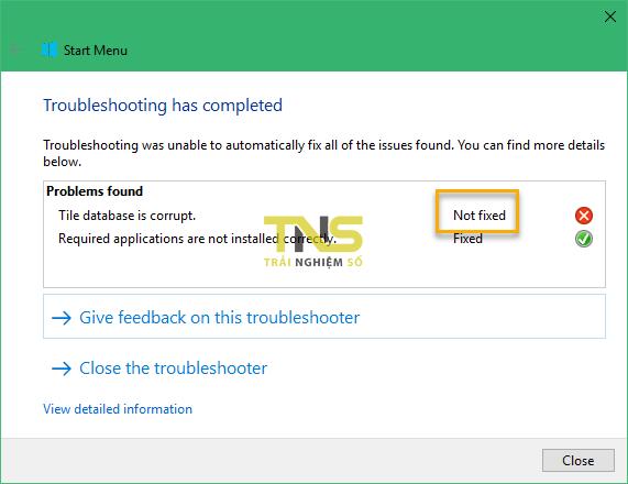 2018 06 02 14 58 17 - Khắc phục lỗi không mở được trình đơn Start trên Windows 10 April 2018 Update
