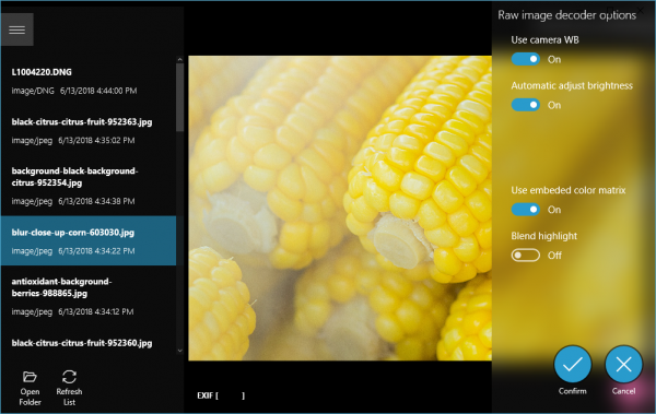 3 cách đọc file RAW trên Windows 10 2