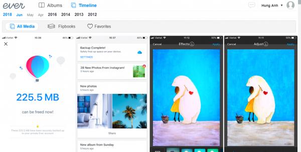 2018 06 19 16 40 06 600x303 - Cách sao lưu hình ảnh trên iOS, Android không giới hạn dễ dàng