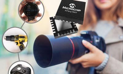 ATtiny1607 Ung dung do hoa 400x240 - Microchip giới thiệu hai dòng sản phẩm mới PIC18 Q10 và ATtiny1607